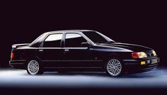 FORD Sierra Sapphire RS Cosworth - want one of these. Ford Sierra, Audi, Bmw, Ford Rs, Car Ford, Classic Motors, Classic Cars, Aston Martin, Subaru