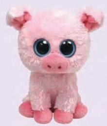 Big eyed cutie - TY's Beanie Boo - Corky!