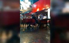 Rio de Janeiro:Casal Faz Sexo Em Restaurante Lotado:veja o vídeo