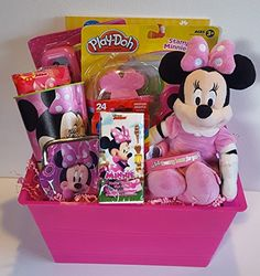 Easter Baskets For Toddlers, Easter Gift Baskets, Christmas Baskets, Easter Crafts For Kids, Hasbro My Little Pony, Little Girl Toys, Themed Gift Baskets, Raffle Baskets, Gift Card Bouquet