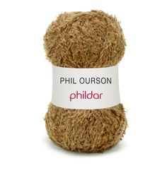 Fil PHIL OURSON pour ressembler à Teddy <3