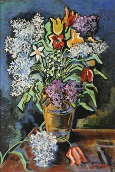 Josef Hlinomaz (1914 - 1978) Painted Flowers, Naive Art, Gallery, Painting, Creativity, Painting Art, Paintings, Painted Canvas, Drawings