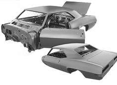 Dynacorn Full Camaro replacement body