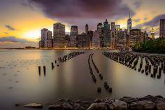 New York City, Manhattan.