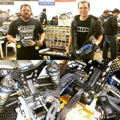 MIPs Ron Reid and Matt Olson set the fastest seed times going into qualifying tomorrow. Both Ron and Matt are equipped with MIP AE B6 Puck Drive systems and MIP race top shafts. Great job guys and good luck in the quals tomorrow!