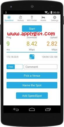 Boost  Internet Speed 30%   Internet Speed Test Apk and find free fast WiFi Hotspots