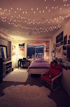 Room with lights<3