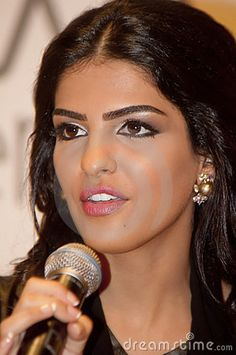 Her Royal Highness Princess Ameerah Al Taweel of Saudi Arabia