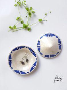 Blue Home Decor, Mini, Tableware, Vintage, Dinnerware, Tablewares, Vintage Comics, Dishes, Place Settings