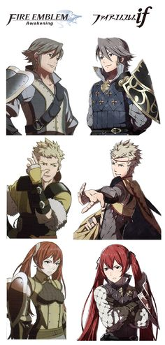 NEW OWIAN ISN'T AS OWAIN AS HE COULD BE BUT WHYYYYYYYYYYYYYYYY LUNA AND SEVERA LOOK EXACTLY THE SAME AND SO DO INIGO AND NEW INIGO
