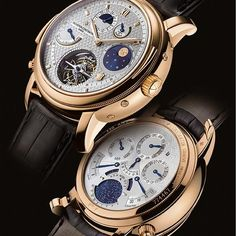 Vacheron Constantin Patrimony Traditional Tourbillon Perpetual Calendar Equation of Time