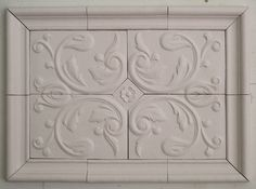 Decorative Relief Tiles Adorable View A Gallery Of Each Decorative Relief Tile For Kitchen Or Bath Design Inspiration