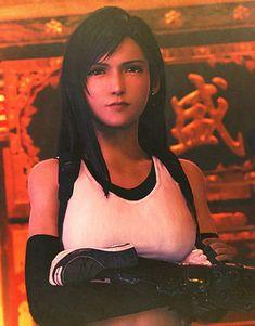 Final Fantasy Girls, Final Fantasy Vii Remake, Cloud And Tifa, Cloud Strife, Tifa Lockhart, News 8, Anime Comics, Cosplay Costumes, Mythology