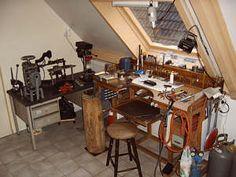 attic jewelry studio