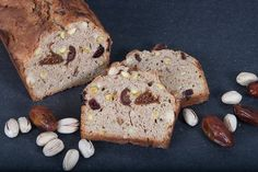 Früchtebrot Banana Bread, Deserts, Baking, Food, Author, Household, Food Food, Christmas, Postres
