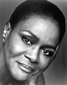 Cicely Tyson. Brilliance and beauty.