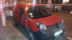 #KangooZE #chargingpoint #Paris #zeroemission #electricvehicle