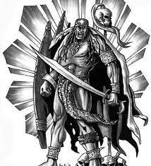 Filipino warrior