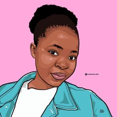 New illustration 🔥😁 This is @buhledubazane  Illustration by @realthabisodbn  #illustration #graphicdesign #art #newaccount