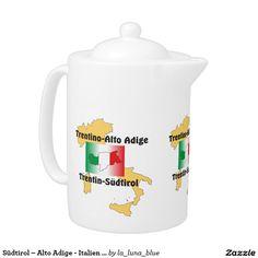 Südtirol – Alto Adige - Italien - Italia Teekanne