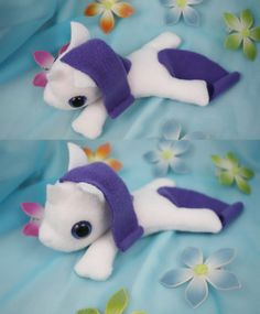 My Little Pony Friendship is Magic Rarity Filly Plush. $35.00, via Etsy.