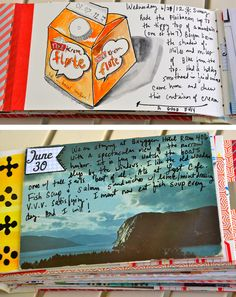 Art Journal/Mary Ann Moss