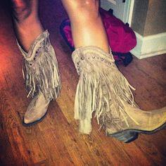 Liberty Black Short Fringe Boots. #Fringe #Short #Boots #Brown ...