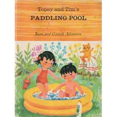 Topsy and Tim - I loved them books! And im sure I remember a tv series?! Maybe iv dreamt that up?