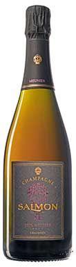 Champagne Salmon, Pinot Meunier Rosé NV