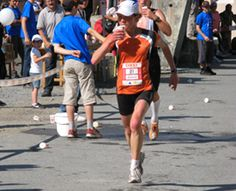 ~How to eat and drink during a (half)marathon-- good to know for my next race~