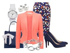 """""""For Work #272"""" by annabouttown ❤ liked on Polyvore"""
