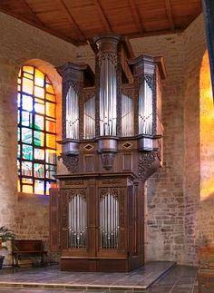 Orp-le-Grand - Eglise Paroissiale (B)