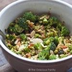 Clean Eating Broccoli Salad