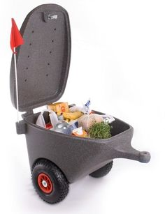 Koolcaddy Strong Heavy Duty Mobility Scooter Trailer/Trolly (Choose Your Colour)