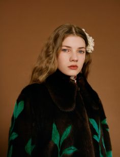 Linda Petzi wears Gucci  Photography Angelo Pennetta