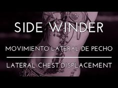 Tribal Fusion Belly Dance Drills -The Sidewinder - YouTube