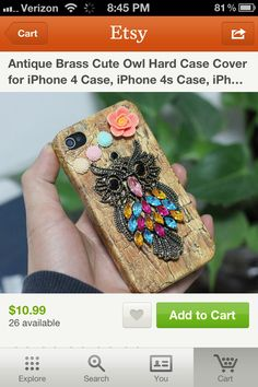 iPhone case I want :)