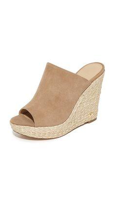 #michaelmichaelkors #shoes #hastings · Dark KhakiEspadrillesKhakisMichael  KorsMetallicPlatformFashion TrendsShoe ...
