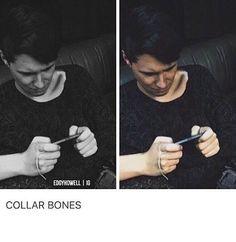 For some reason I like Collar bones
