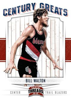 "Bill Walton 2012-13 Panini ""Century Greats"""