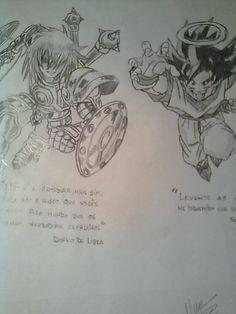 Doko and Goku