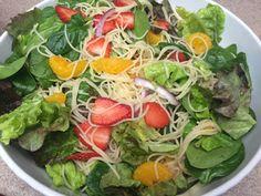 Angel Hair Pasta Salad -TheRecipeNut