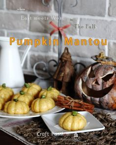 A fusion recipe of oriental pumpkin mantou for the Westerner Fall season. Shaped in pumpkin, the mantou is full of cinnamon plus yummy pumpkin taste. - Page 2 of 2