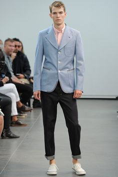 Junya Watanabe MAN Spring 2013 Collection#Repin By:Pinterest++ for iPad#