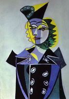 Pablo Picasso. nusch Eluard, 1937