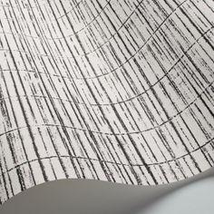 Tapet i kollektionen Poetry med färg White, Black och mönster Small scale patterns, Stripes, Geometric, One-coloured. Black, Wallpapers, Black People, Wallpaper, Backgrounds