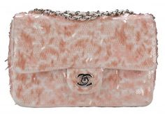 Chanel Pallettes Classic Flap Bag 2014 Pink