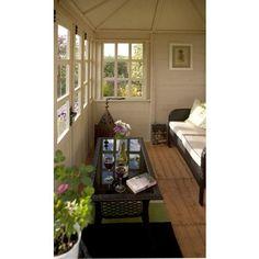 Garden Sheds Homebase billyoh pent log cabin summerhouse range - log cabin summerhouses