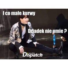 Min Yoongi Bts, Jimin, Asian Meme, Polish Memes, About Bts, Bulletproof Boy Scouts, My Hero Academia Manga, Bts Boys, Jung Hoseok