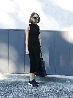 9 breezy work outfits to ease you out of holiday mode Little Black Dress Outfit, Black Dress Outfits, New Outfits, Summer Outfits, Fashion Outfits, Work Outfits, Fashion Ideas, Outfit Posts, My Outfit